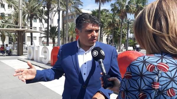 Almería.-26M.-Cs prevé aumentar los servicios de atención a las víctimas de violencia de género si gobierna en Almería