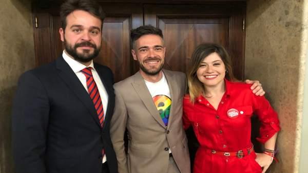 Jaén.-Sicilia asegura que 'el nombre de Jaén volverá a escucharse alto y claro en las Cortes' con un PSOE 'comprometido'