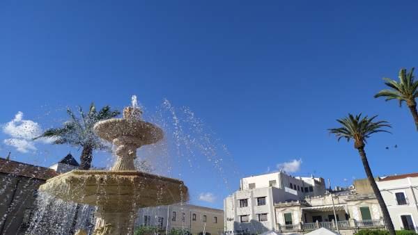 Previsión meteorológica en Extremadura para este viernes, 17 de mayo de 2019