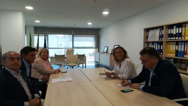 Córdoba.- 26M.- Albás afirma que será alcaldesa y que los demás partidos deberán sumarse al 'proyecto de futuro' de Cs