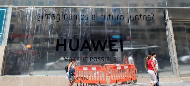 El desconcierto cunde entre los usuarios españoles de Huawei:
