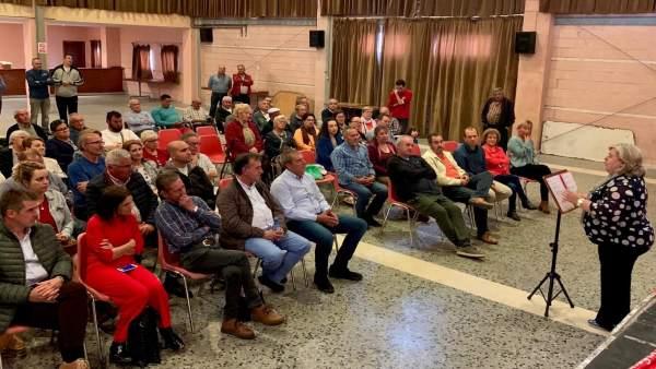 Granada.- 26M.- El PSOE apoyará desde la Eurocámara el proyecto minero de Alquife como 'fuente de desarrollo y empleo'
