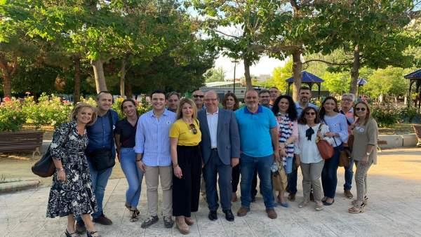 Jaén.- 26M.- Márquez (PP) propone continuar con políticas centradas en priorizar necesidades 'reales' de los jiennenses