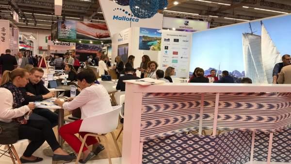 Mallorca participa por primera vez con estand propio en el Imex, la feria de turismo de Frankfut