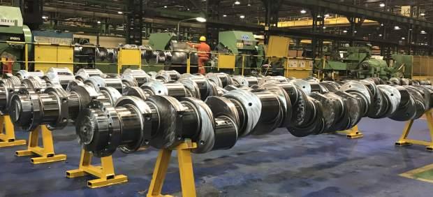 Los precios industriales en Euskadi crecen un 4,3% en marzo