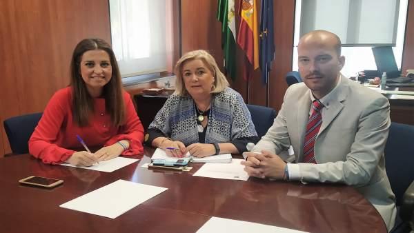 Huelva.-26M.-PP critica que el nuevo centro de salud de Gibraleón no podrá abrir 'hasta 2020 por incompetencia' del PSOE