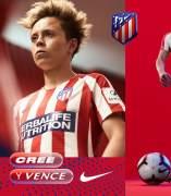 La equipación del Atlético para la 2019/2020