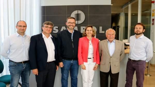 26M.- Hila Propone A Crear Una 'Incubadora De Empresas' En Nou Llevant Como 'Centro Impulsor Del Talento'