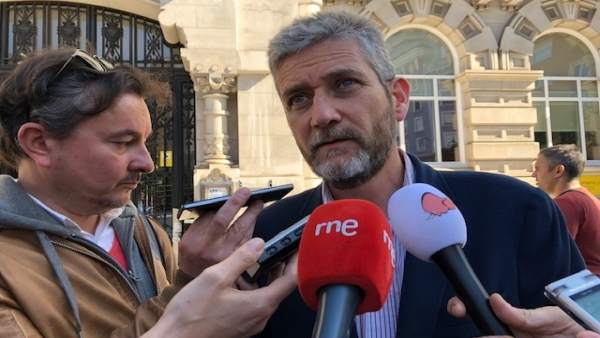 26M.- Cs Elaborará Un Plan De Empleo 'Serio' En El Ayuntamiento De Santander En Beneficio De La Plantilla