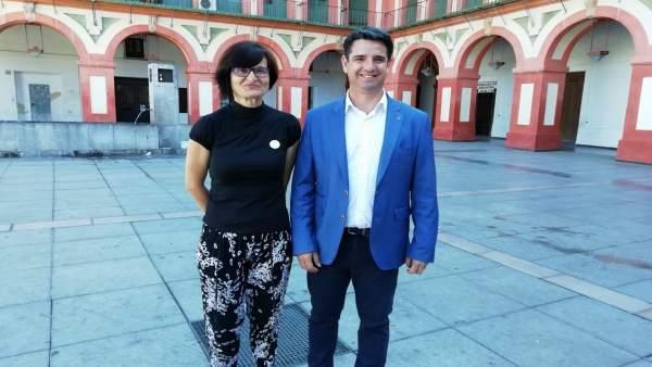 Córdoba.- 26M.- Pedro García (IU) exigirá al Estado y la Junta 'lo que le corresponde a Córdoba'