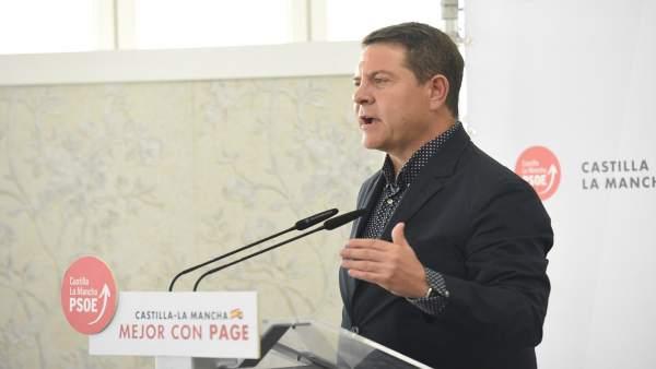 26M.- Page Espera Que Unidas Podemos Cumpla Con La Junta Electoral Y Retire Los 'Carteles Ofensivos' Que Usan Su Imagen