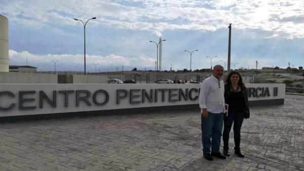 26M.- Cambiar La Región De Murcia Reclamará Que La CARM Gestione La Sanidad Penitenciaria
