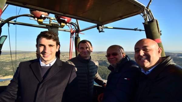 26M.- Francisco Igea Aboga Por 'Entornos Adecuados' Para Las Empresas En Igualdad A Otras Comunidades