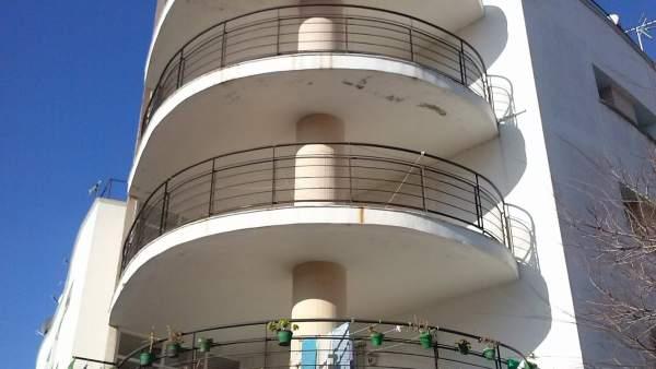 Cádiz.- Junta destina 570.000 euros para obras en 112 viviendas de la barriada de La Paz