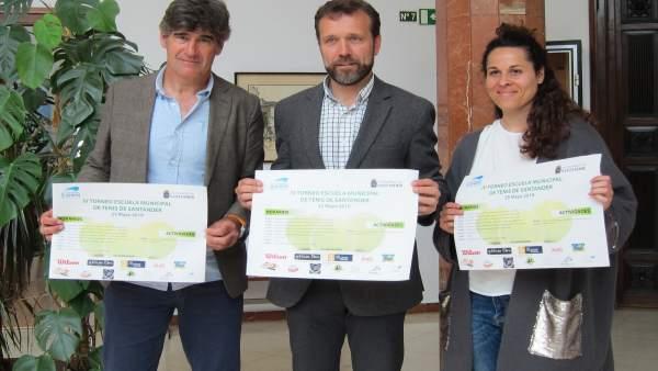 Santander.- Cerca de 150 niños de ocho clubes y escuelas participarán en la IV Fiesta del Tenis