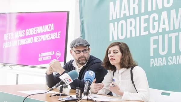 26M.- Compostela Aberta Apuesta Por Reforzar La 'Inspección Y Control' De Las Viviendas Turísticas En El Casco Histórico