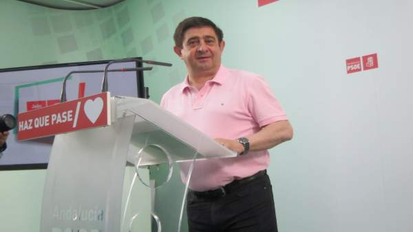 Jaén.- 26M.- Reyes (PSOE) hace un llamamiento a 'la participación masiva' para  'cerrar las puertas' a las derechas