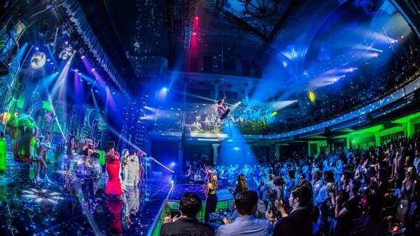 'The Hole Zero' Traerá Cabaret, Circo Y Música De Los 80 Al Bretón Logroñés Del 5 Al 9 De Junio