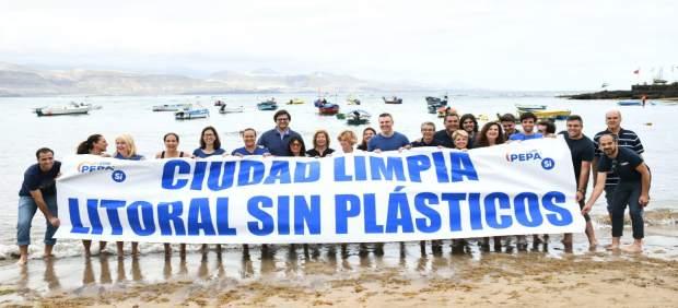 El PP de Las Palmas de Gran Canaria busca reducir el plástico con el uso de bolsas biodegradables ...