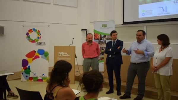 Málaga.- Pizarra acoge un encuentro entre cooperativas, empresas y personas emprendedoras en economía verde