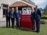 Tui y Valença estrenan la primera conexión 5G transfronteriza y Galicia aspira a aplicarla en la lucha contra incendios