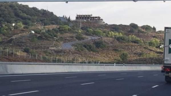 Málaga.- La DGT realiza un despliegue especial este sábado con motivo del Ironman Marbella