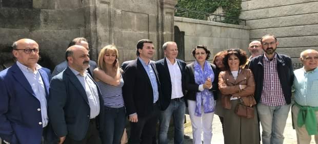 26M.- Valerio (PSOE) Pide 'Acabar Con El Nepotismo Y El Caciquismo' Del Gobierno Del PP En La Diputación De Ourense