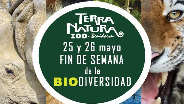 Alicante.- Terra Natura Benidorm se suma este fin de semana al Día de la Biodiversidad para sensibilizar a la ciudadanía