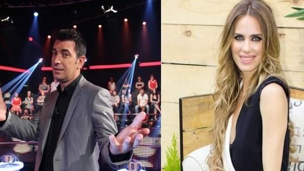 Arturo Valls y Vanessa Romero, los preferidos por los valencianos para irse de cañas