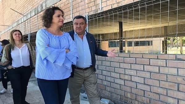Cádiz.-26M.- PP dice que la Junta licitará las obras del centro de salud de Camposoto a principios de 2020 'como tarde'