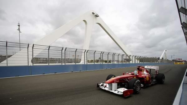L'Advocacia de la Generalitat demana processar l'assessora de Camps per la construcció del circuit de F1