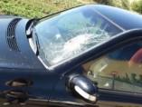 Casi una veintena de coches destrozados en una noche en Extremadura