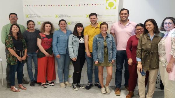 Huelva.- Cooperativas hortofrutícolas actualizan sus conocimientos sobre estándares de calidad y seguridad alimentaria