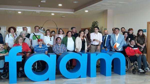 Almería.-26M.- Cs defiende la puesta en marcha del II Plan Municipal de la Discapacidad 'caducado desde 2013'