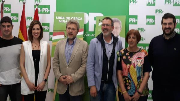 26M.- Revuelta (PR+) Propone La Realización De Un Plan