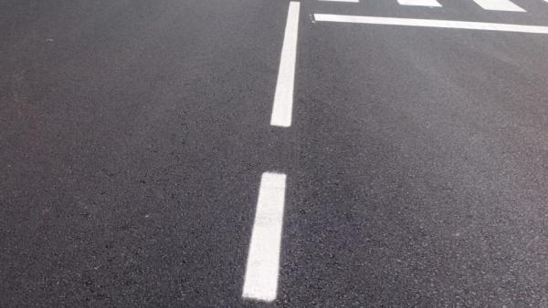 Jaén.- Finalizan las obras de asfaltado de la travesía de Arquillos para mejorar la seguridad vial en la A-312