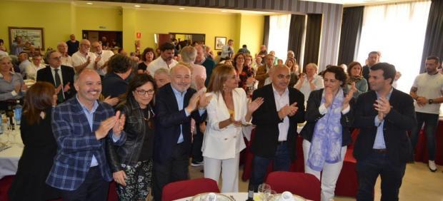 26M.- G. Caballero acusa a Feijóo de hablar de pactos 'inexistentes' con independentistas para 'buscar' votos
