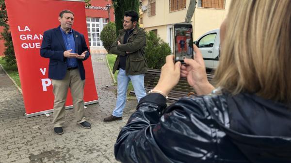 Granada.- 28A.- El PSOE se compromete a extender las redes de banda ancha de última generación a 'todos los municipios'
