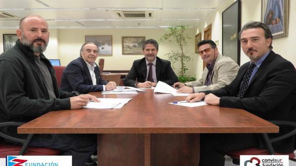 Córdoba.- Fundación Prolibertas y Cajasur colaboran en la mejora de recursos para atender a personas sin hogar