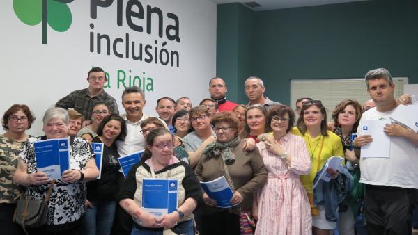 26M.- El PP Apuesta Por Garantizar La Accesibilidad Universal En Logroño Y Derribar Las Barreras 'Visibles E Invisibles'