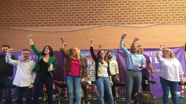 26M.- Pablo Fernández Apuesta Por Un León 'Para Estar A La Vanguardia' De La Transición Energética Justa