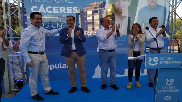 26M.- García Egea (PP) Destaca Que La España Vacía Está 'Llena De Oportunidades'