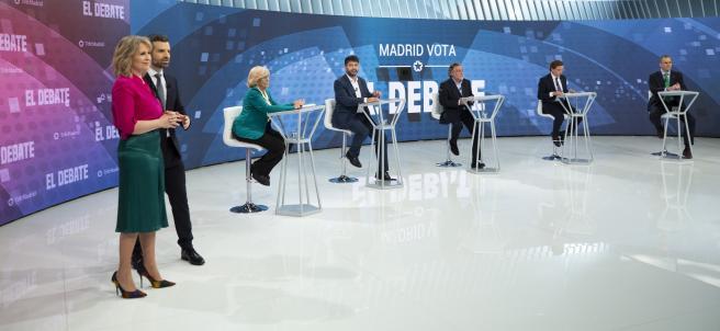 Debate en Telemadrid