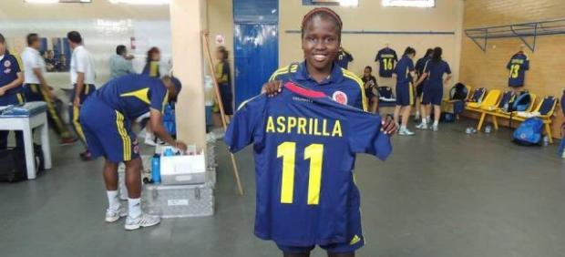 Encuentran muerta a una futbolista internacional colombiana desaparecida