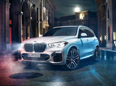 El nuevo motor de gasolina de BMW con 530 caballos.
