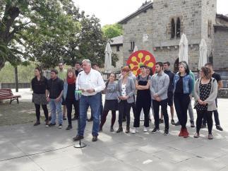 26M.- EH Bildu Pide El Voto De Los Jóvenes Para 'Seguir Profundizando En El Cambio'