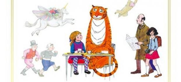 'El tigre que vino a tomar el té'