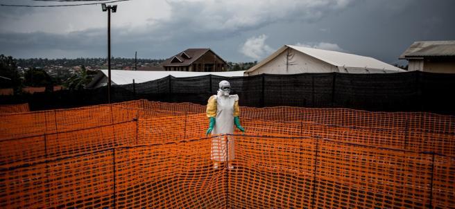 Instalaciones humanitarias en Bunia, Rep. Democrática de Congo