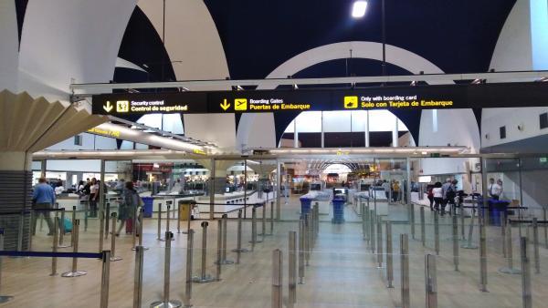 Sevilla.- El Aeropuerto inicia las obras de reforma y ampliación del edificio terminal