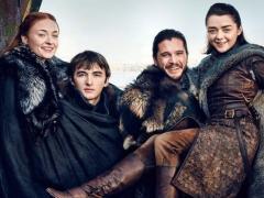 Los Stark, en 'Juego de Tronos'